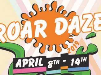 ROAR Daze graphic