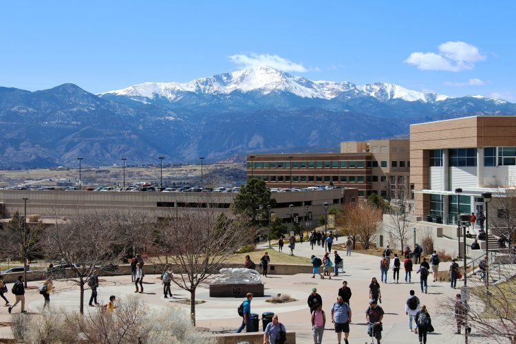 Students return to campus after Spring Break