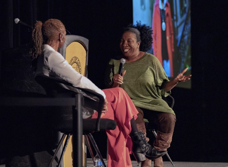 #metoo founder, Tarana Burke, comes to campus as the Significant Speaker.