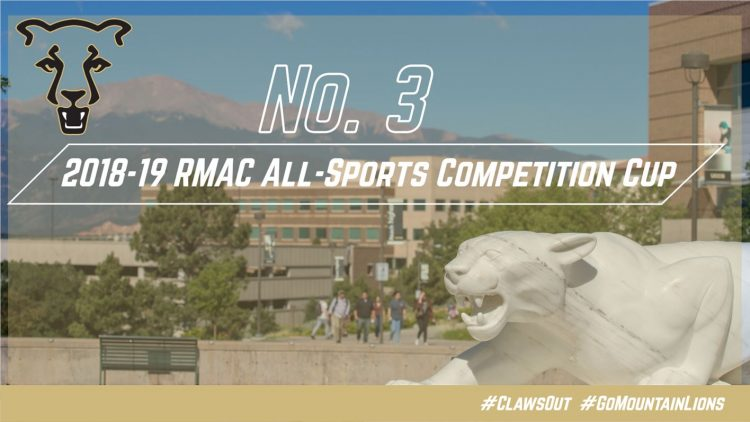 2018-19 RMAC All-Sport Cup graphic