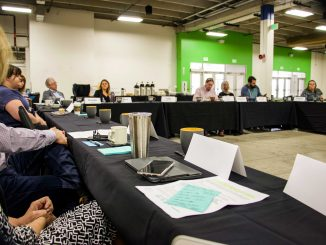 UCCS alumni meet with city planners