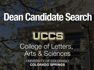 Dean Candidate Search LAS