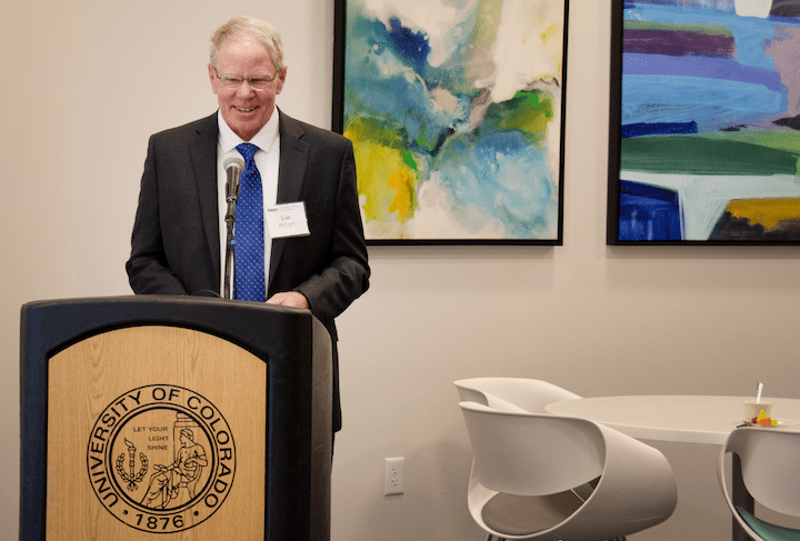 Don Rabernbegan his tenure as dean of theCollege of Engineering and Applied Science on July 22.