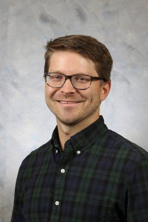 Headshot of Aaron Corcoran