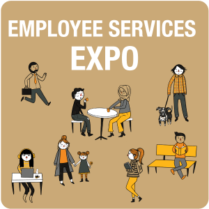 Employee Services Expo graphic