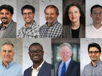 New faculty members from the College of Engineering and Applied Science