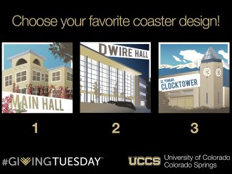 Giving Tuesday coaster options