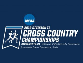 2019 NCAA Division II Cross Country Championships logo