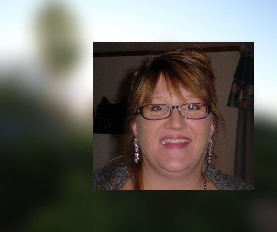 Memorial picture of Angie Townsend