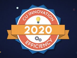 Logo for the 2020 CU Innovation and Efficiency Awards