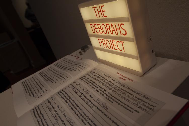 """""""The Deborahs Project"""""""