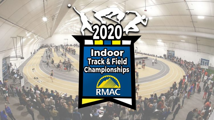 2020 RMAC Indoor Track & Field Championships logo