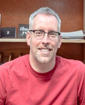 Headshot of Greg Oman