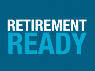 Graphic that says Retirement Ready
