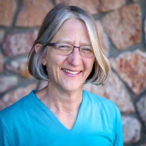 Headshot of Susan Garrett
