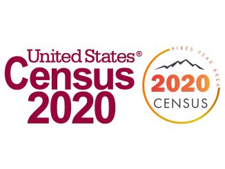 Logos for the U.S. Census 2020
