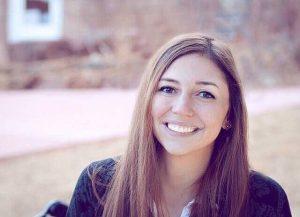 Headshot of Megan Wendling '19