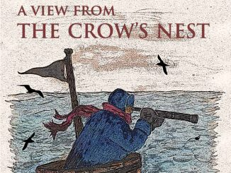 "Front cover of ""A View from the Crow's Nest"""