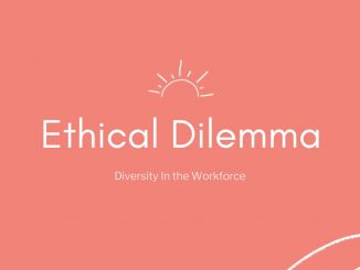Title card for Ethical Dilemma video