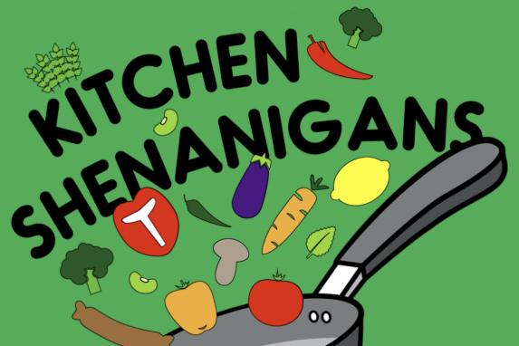 Kitchen Shenanigans graphic