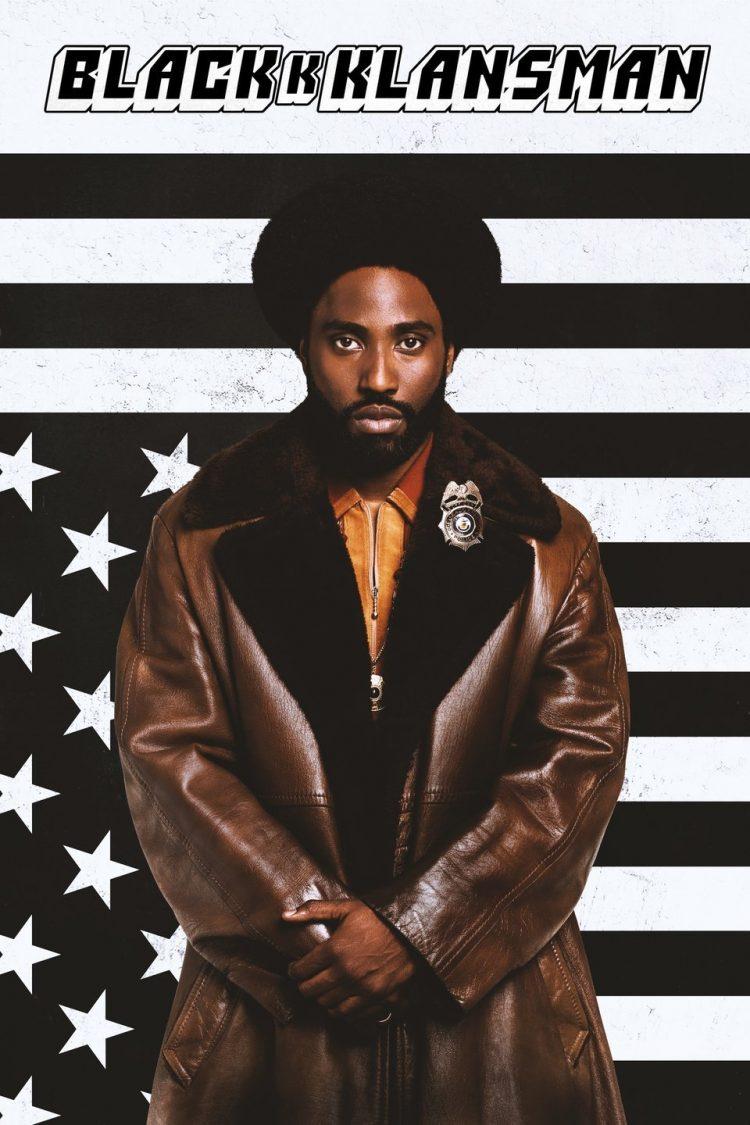 Black Klansman movie poster