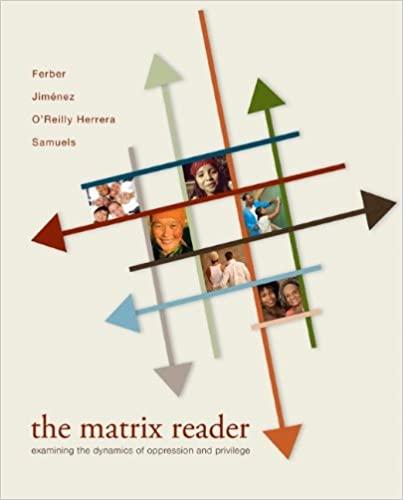 Matrix Reader book cover