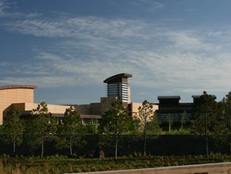 Exterior of CU South Denver