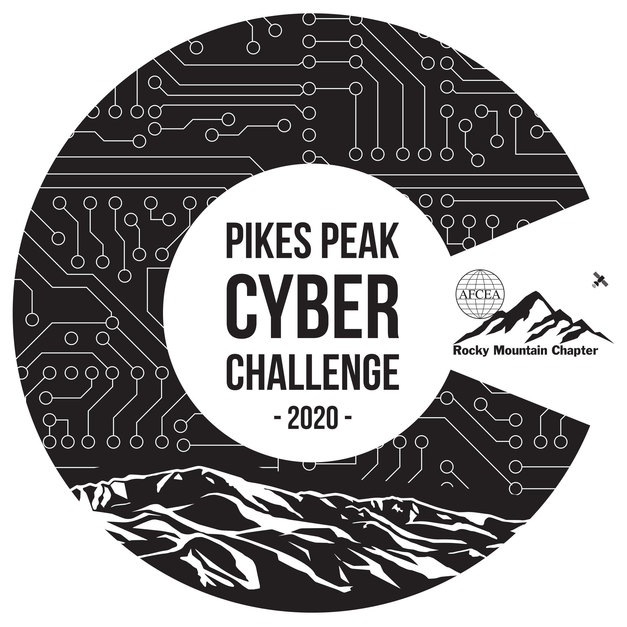 Pikes Peak Collegiate Cyber Challenge graphic