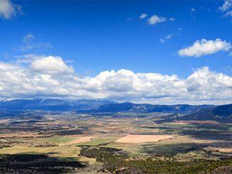 A scenic shot of Colorado