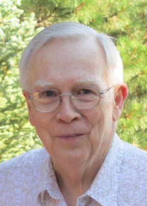 Headshot of Jim Eberhart