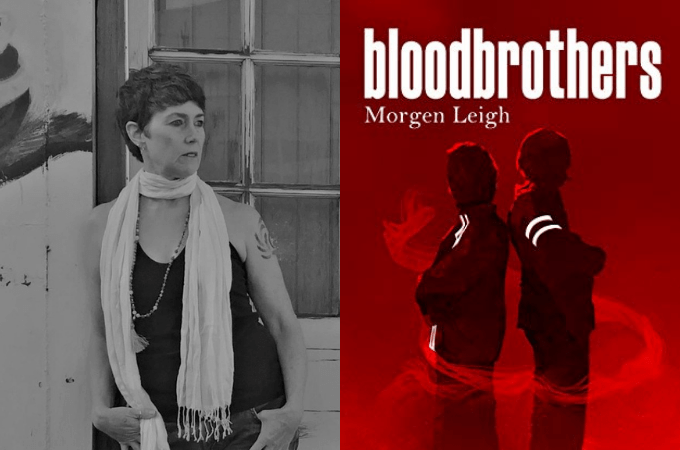 "Morgen Leigh Thomas, ""bloodbrothers"""