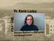 Dr. Karin Larkin assistant professor of anthropology and museum studies