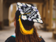 """Grad cap with text saying """"Class of 2021"""""""